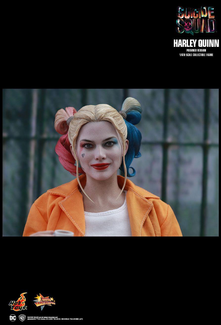 Hot Toys Suicide Squad Harley Quinn Prisoner Version