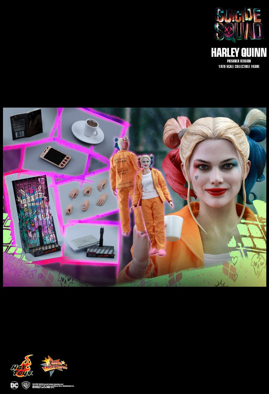 SUICIDE SQUAD - HARLEY QUINN (MMS383) PD1484721611d79