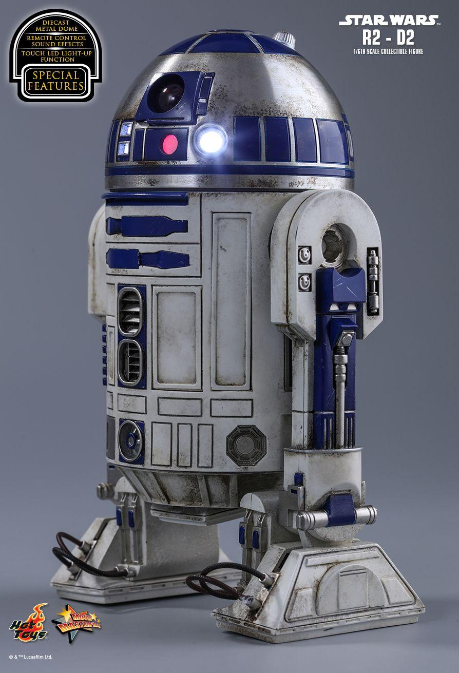 EP VII : LE REVEIL DE LA FORCE -  R2-D2 Die cast PD1485162510lY8