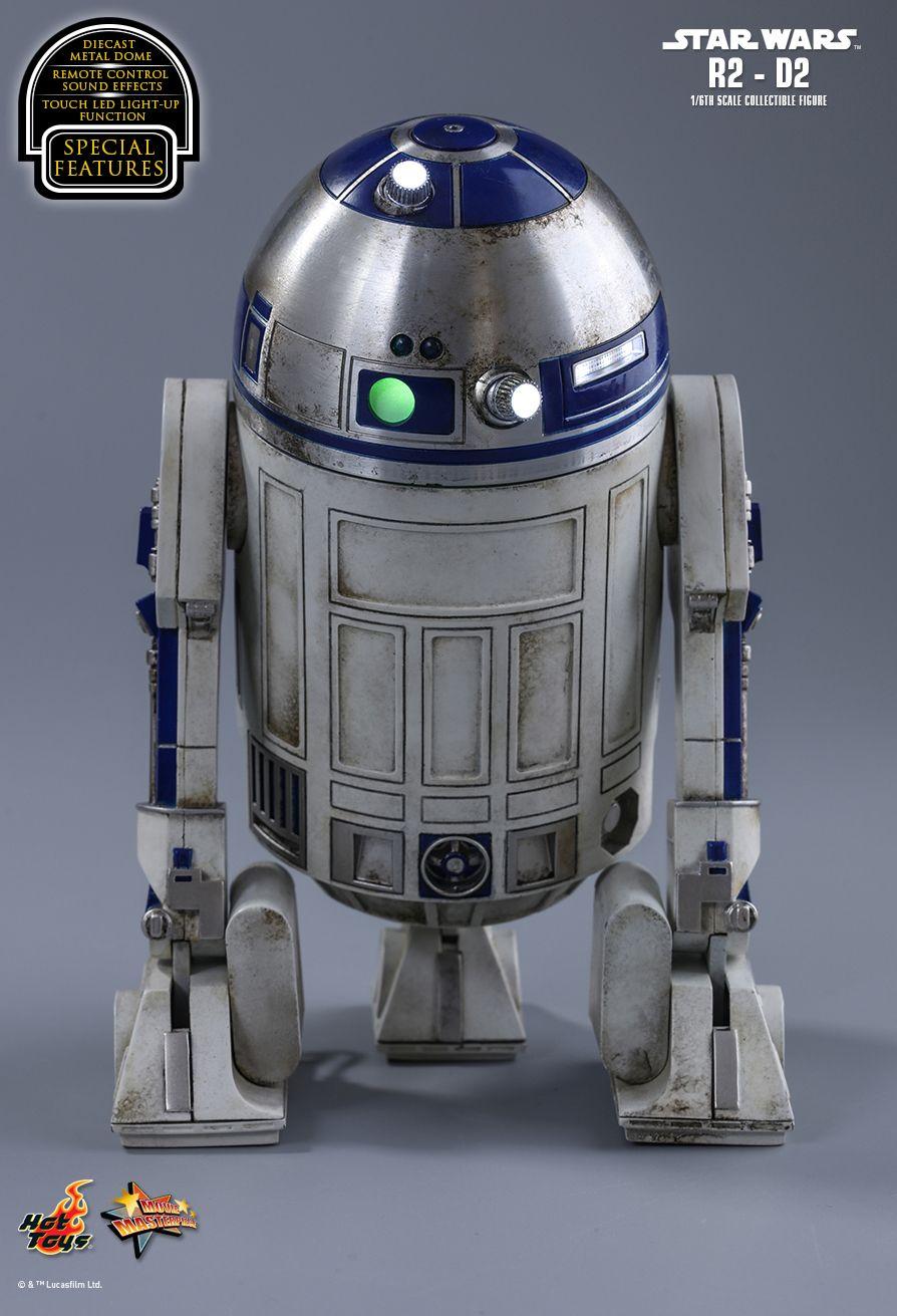 EP VII : LE REVEIL DE LA FORCE -  R2-D2 Die cast PD1485162515EAz