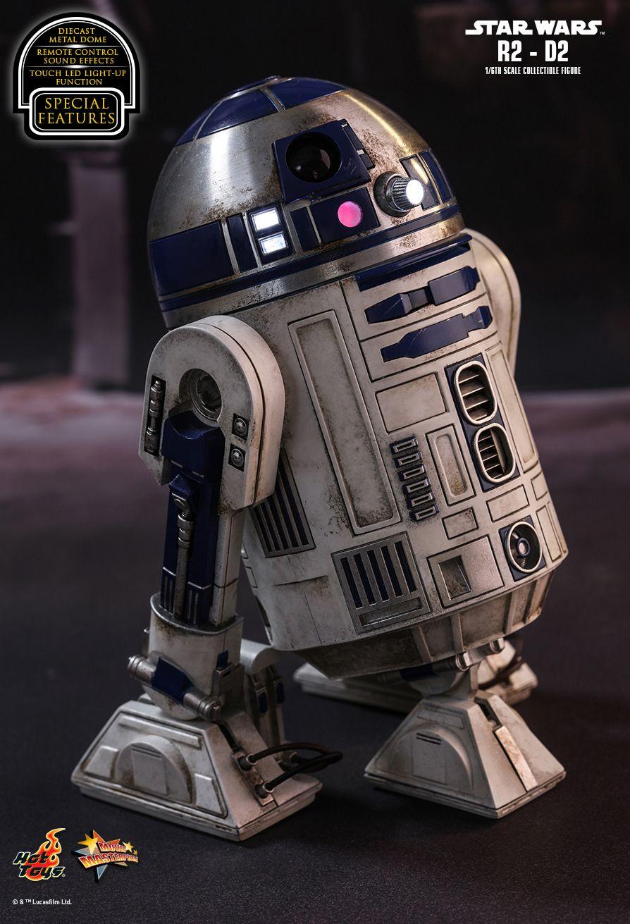 EP VII : LE REVEIL DE LA FORCE -  R2-D2 Die cast PD1485162517pvx
