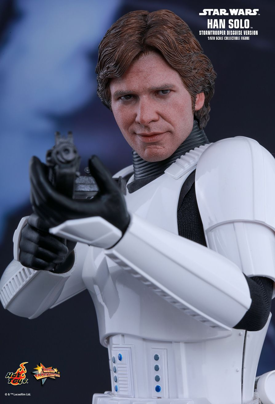 Hot Toys Star Wars Episode Iv A New Hope Han Solo