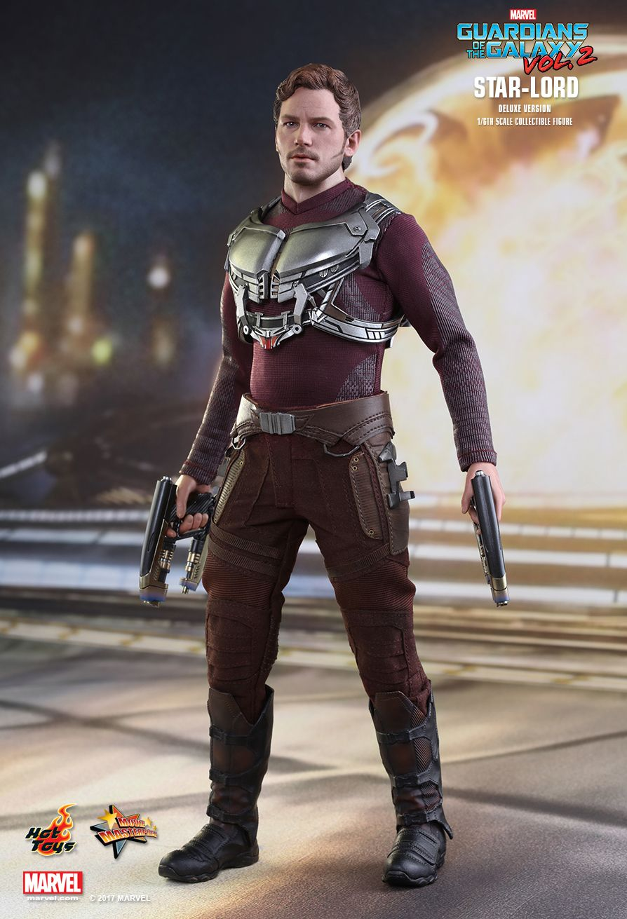 Hot Toys Guardians Of The Galaxy Vol 2 Star Lord