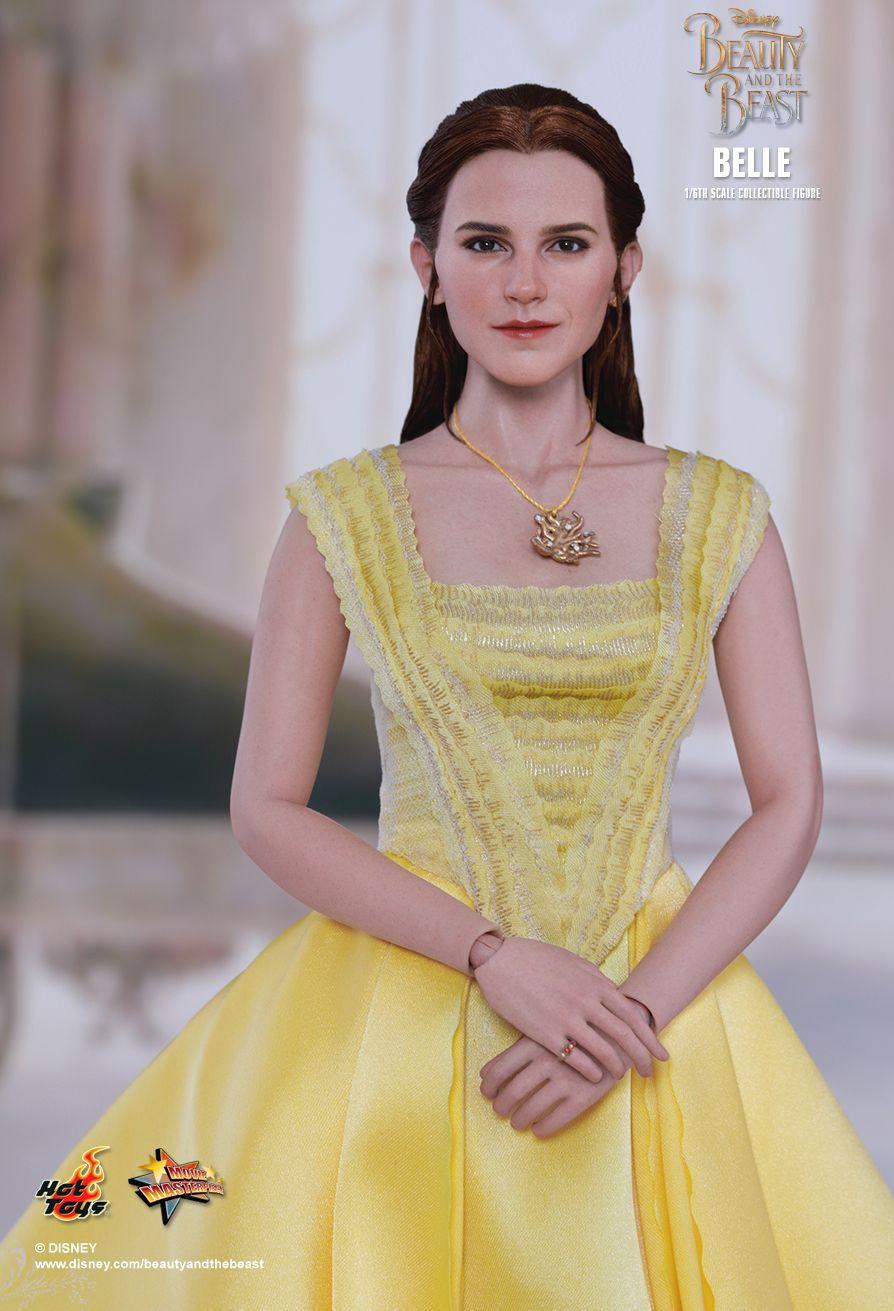 Hot Toys Beauty And The Beast Belle 1 6th Scale
