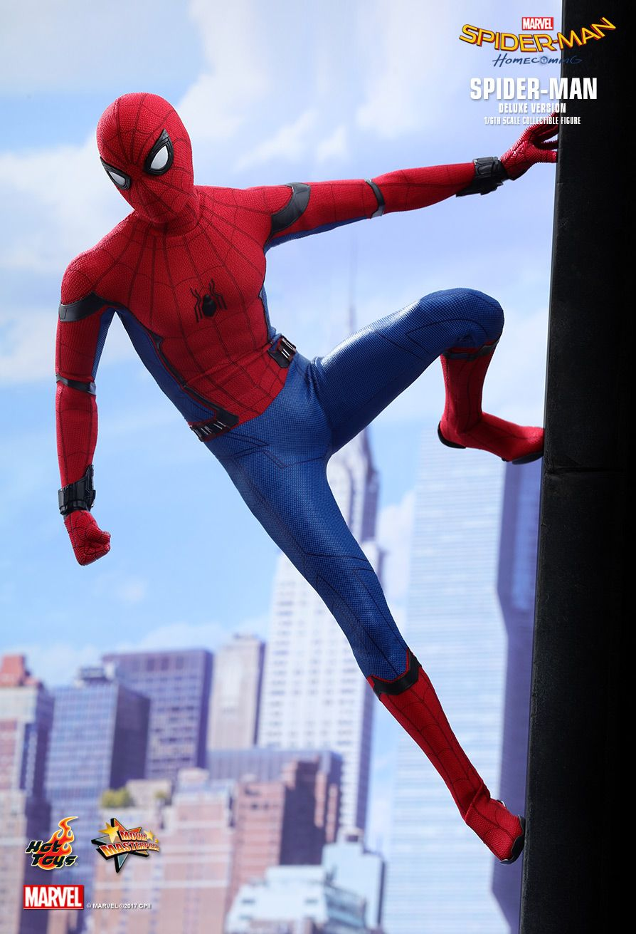 SPIDER-MAN: HOMECOMING - Spider-Man  et Deluxe Version PD1496909026fMh