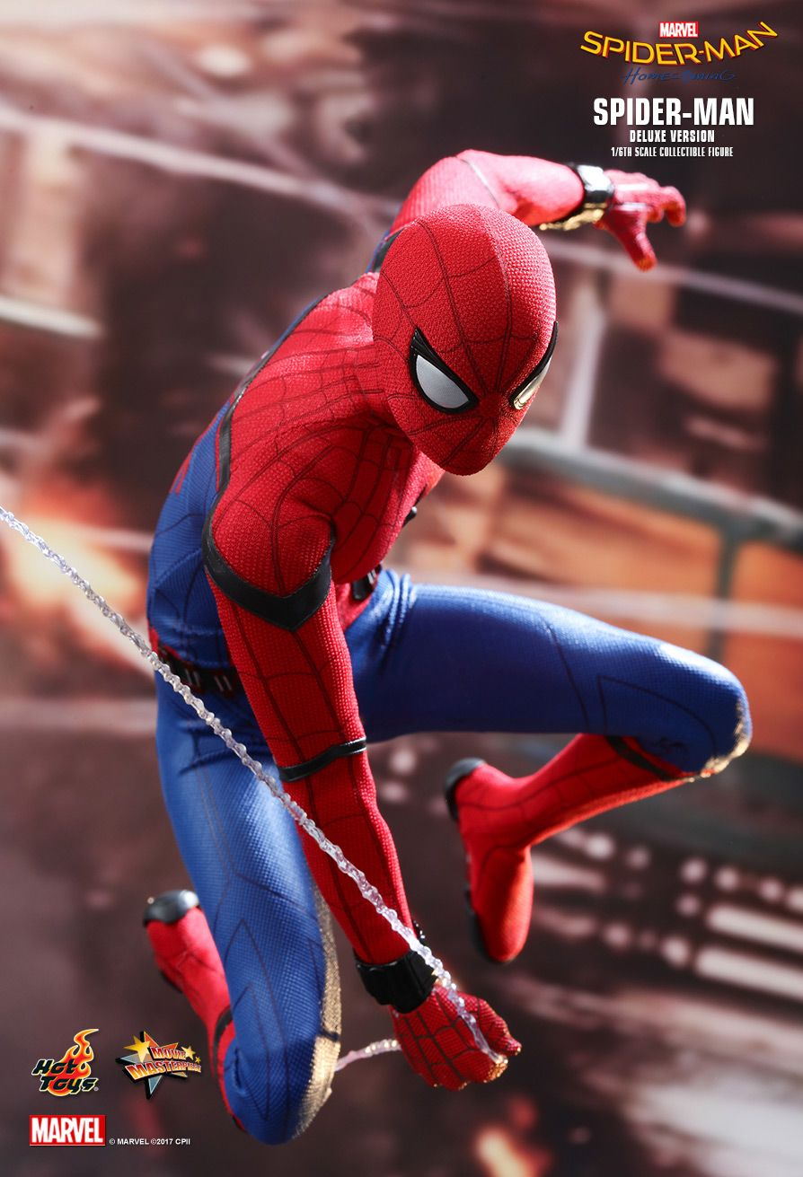 SPIDER-MAN: HOMECOMING - Spider-Man  et Deluxe Version PD14969090290jO