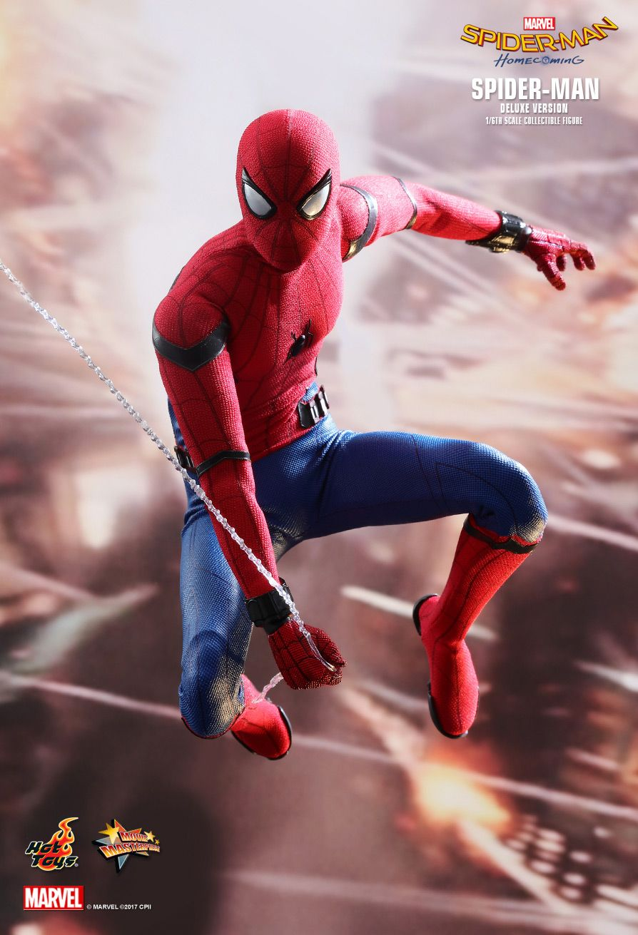 SPIDER-MAN: HOMECOMING - Spider-Man  et Deluxe Version PD1496909030fU0
