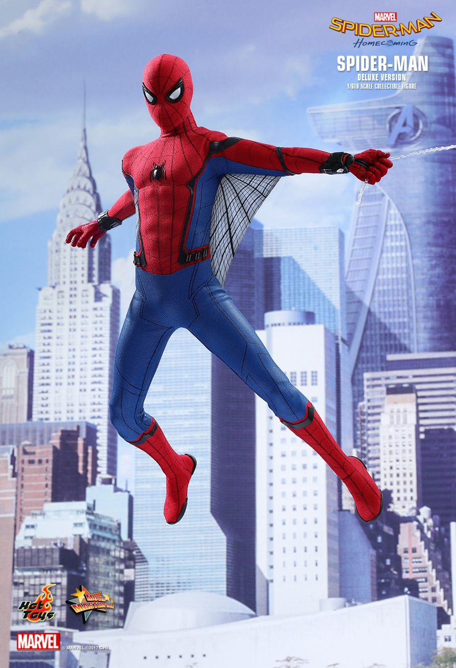 SPIDER-MAN: HOMECOMING - Spider-Man  et Deluxe Version PD1496909032bQA
