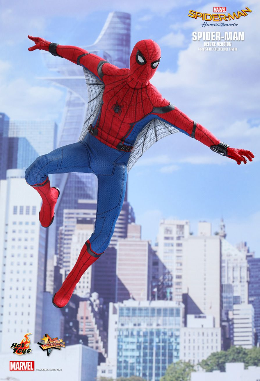 SPIDER-MAN: HOMECOMING - Spider-Man  et Deluxe Version PD1496909034M5E