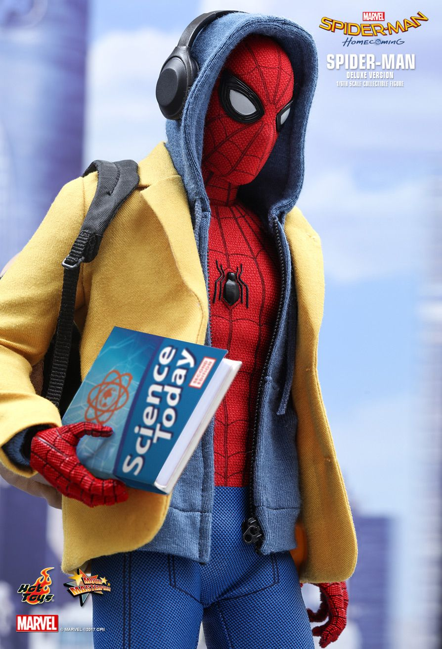 SPIDER-MAN: HOMECOMING - Spider-Man  et Deluxe Version PD1496909036U20