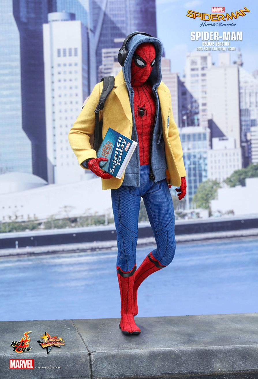 SPIDER-MAN: HOMECOMING - Spider-Man  et Deluxe Version PD1496909037W3j