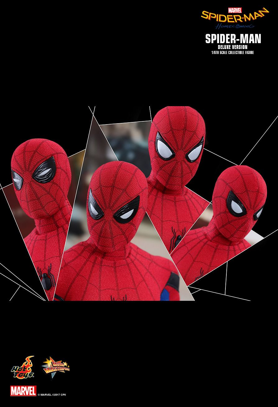 SPIDER-MAN: HOMECOMING - Spider-Man  et Deluxe Version PD1496909039pl5