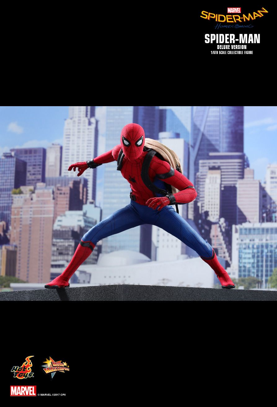 SPIDER-MAN: HOMECOMING - Spider-Man  et Deluxe Version PD1496909040KUv
