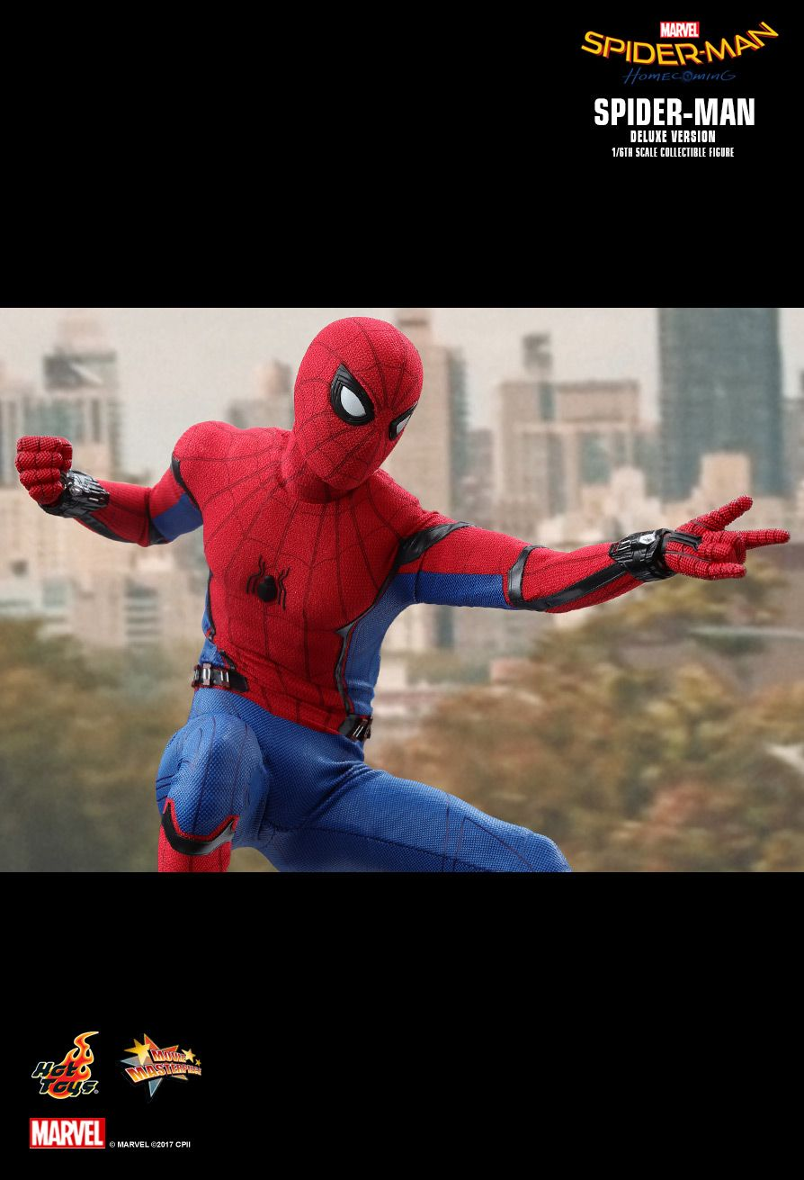 SPIDER-MAN: HOMECOMING - Spider-Man  et Deluxe Version PD1496909041h9l