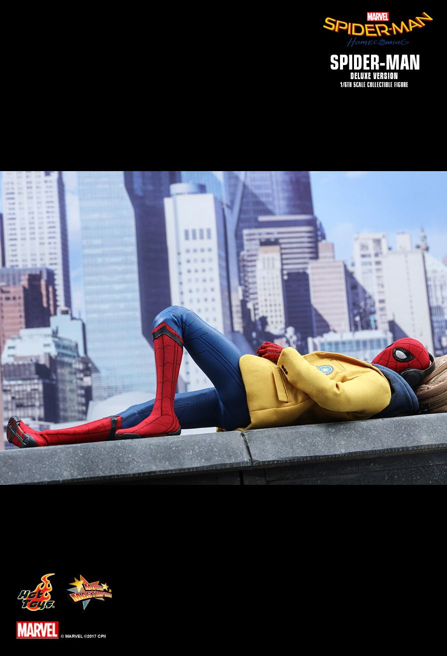 SPIDER-MAN: HOMECOMING - Spider-Man  et Deluxe Version PD14969090438US