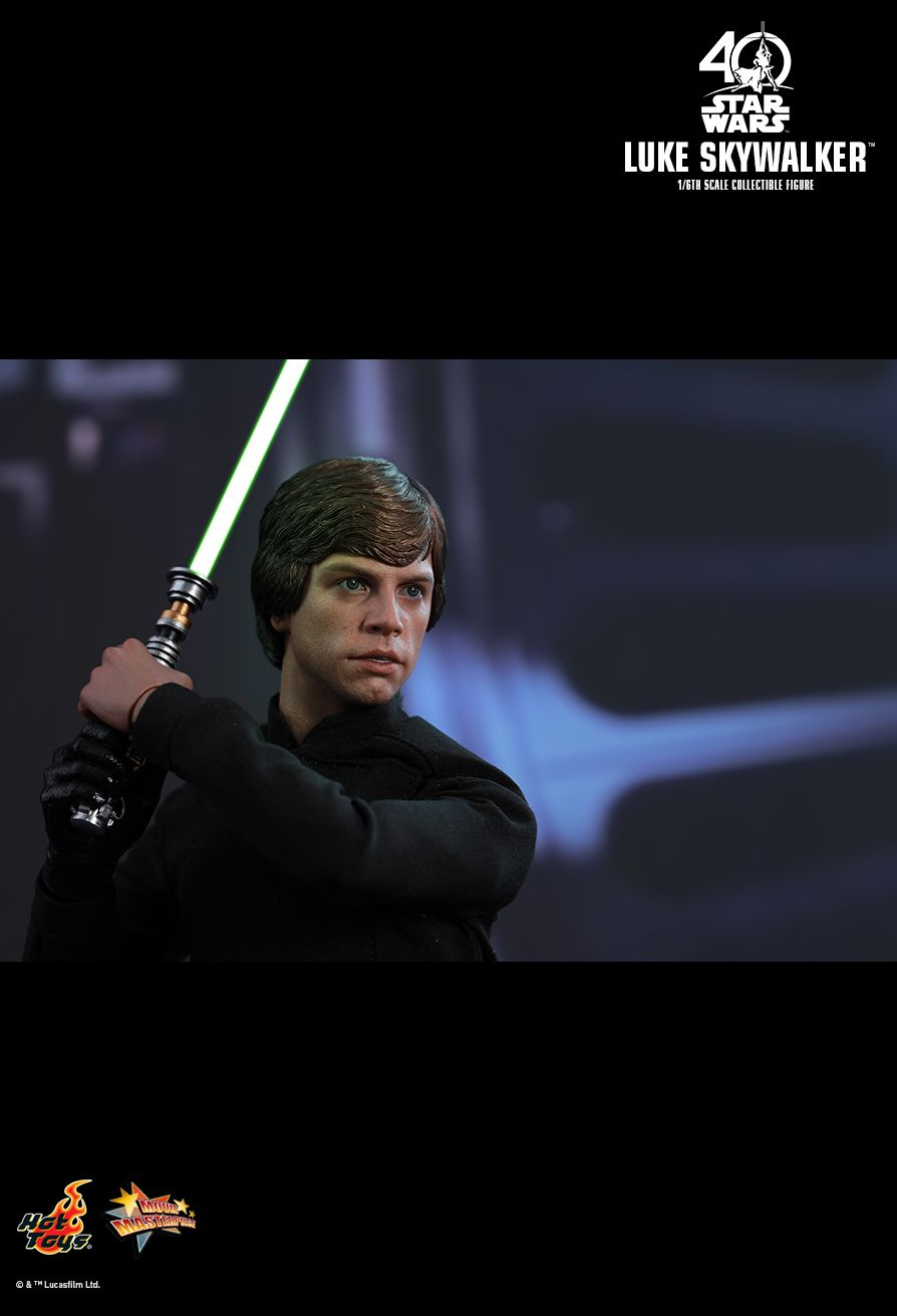 1//6th Scale Handcuffs Hot Toys MMS429 Star Wars Luke Skywalker