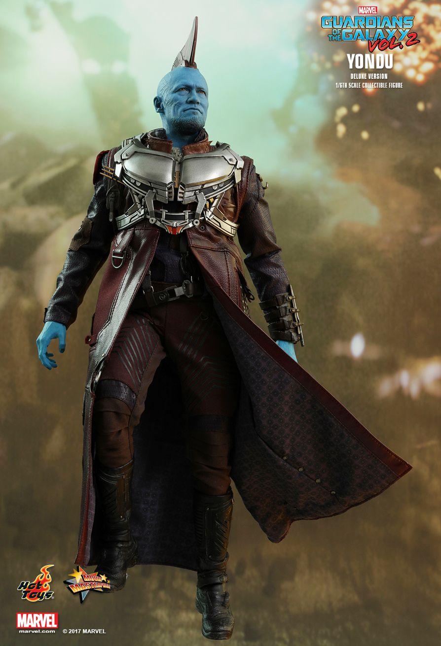 Hot Toys : Guardians of the Galaxy Vol  2 - Yondu (Deluxe Version) 1