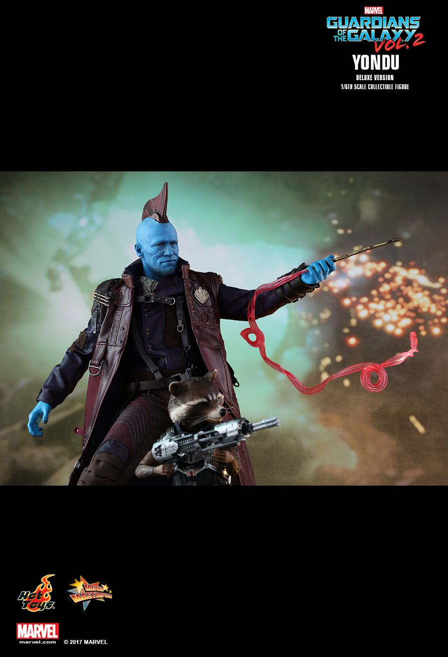 Hot Toys Guardians Of The Galaxy Vol 2 Yondu Deluxe