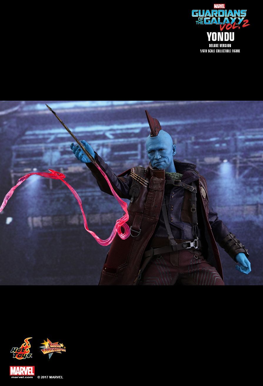 Hot Toys : Guardians of the Galaxy Vol  2 - Yondu (Deluxe