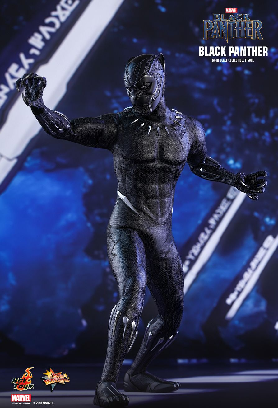 hot toys black panther black panther 16th scale