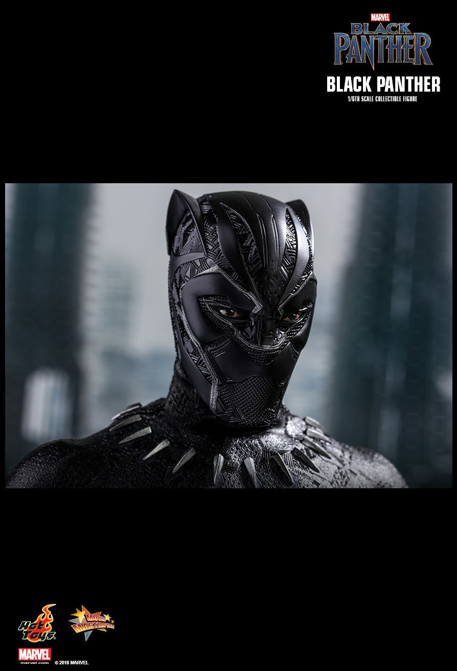 Hot Toys : Black Panther - Black Panther 1/6th scale Collectible Figure