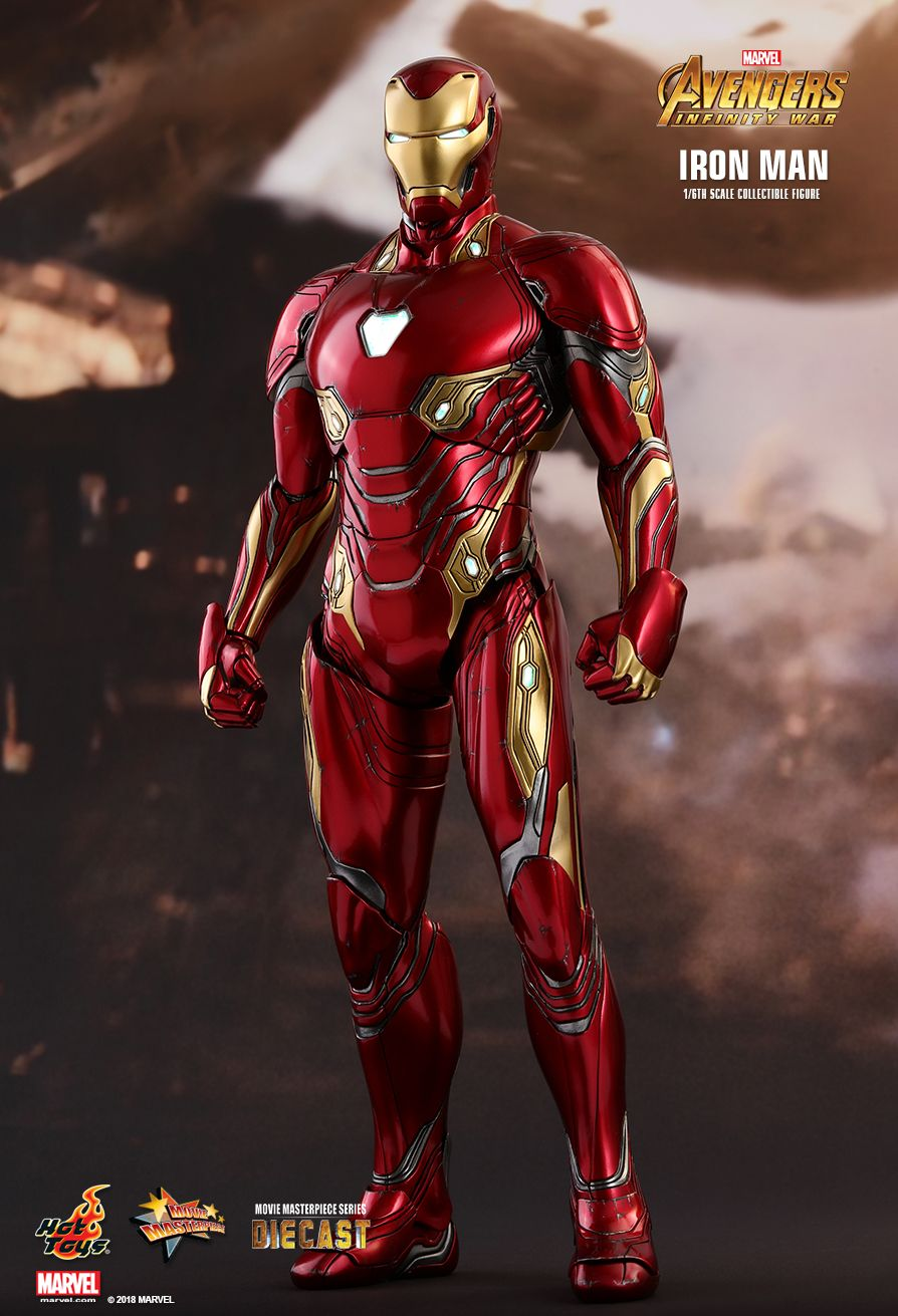 Hot Toys : Avengers: Infinity War - Iron Man 1/6th scale