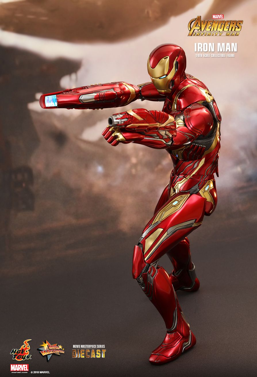 Hot Toys : Avengers: Infinity War - Iron Man 1/6th scale Collectible Figure