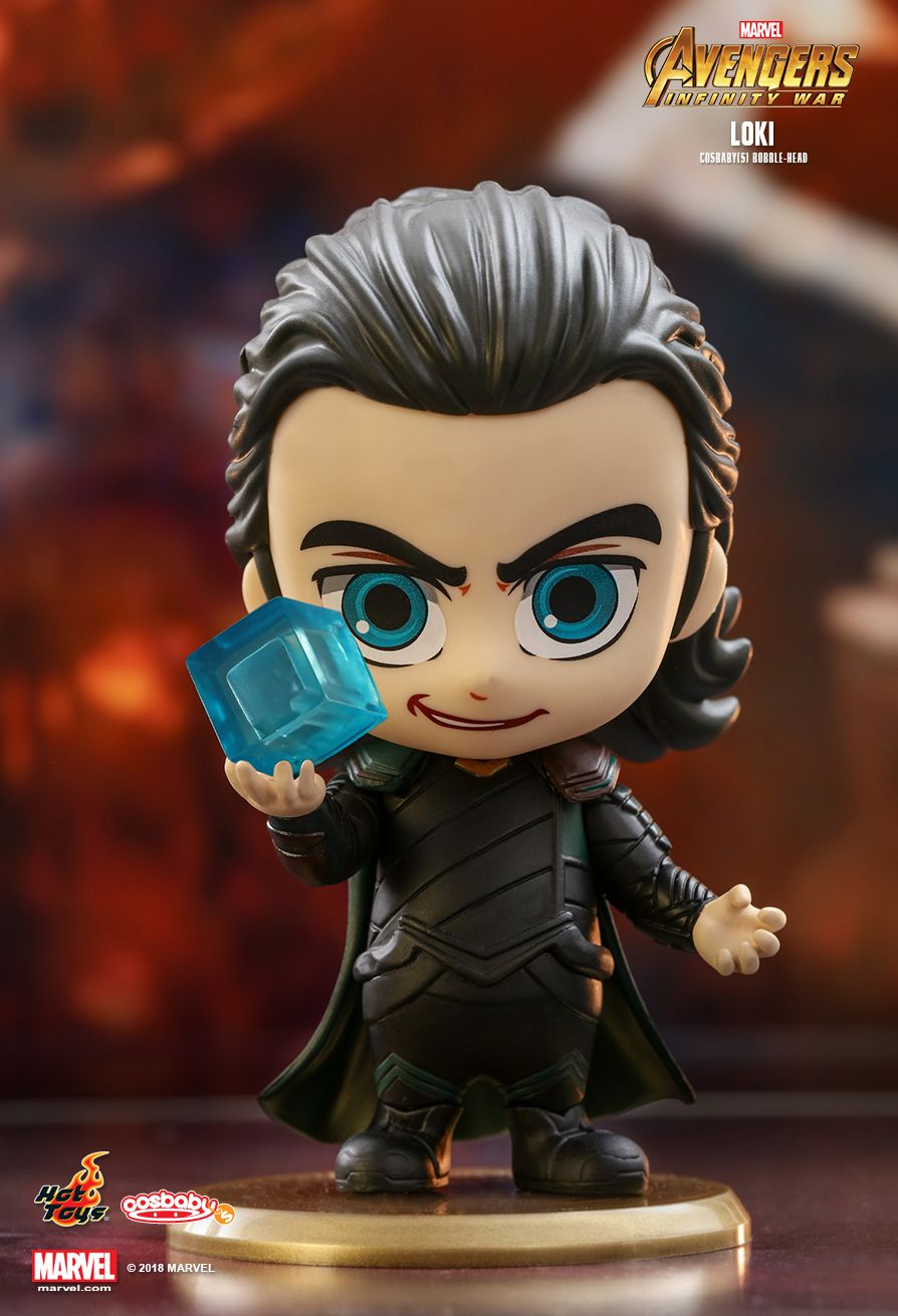 Hot Toys : Avengers: Infinity War - Cosbaby (S) Bobble-Head Cosbaby (S) Bobble-Head