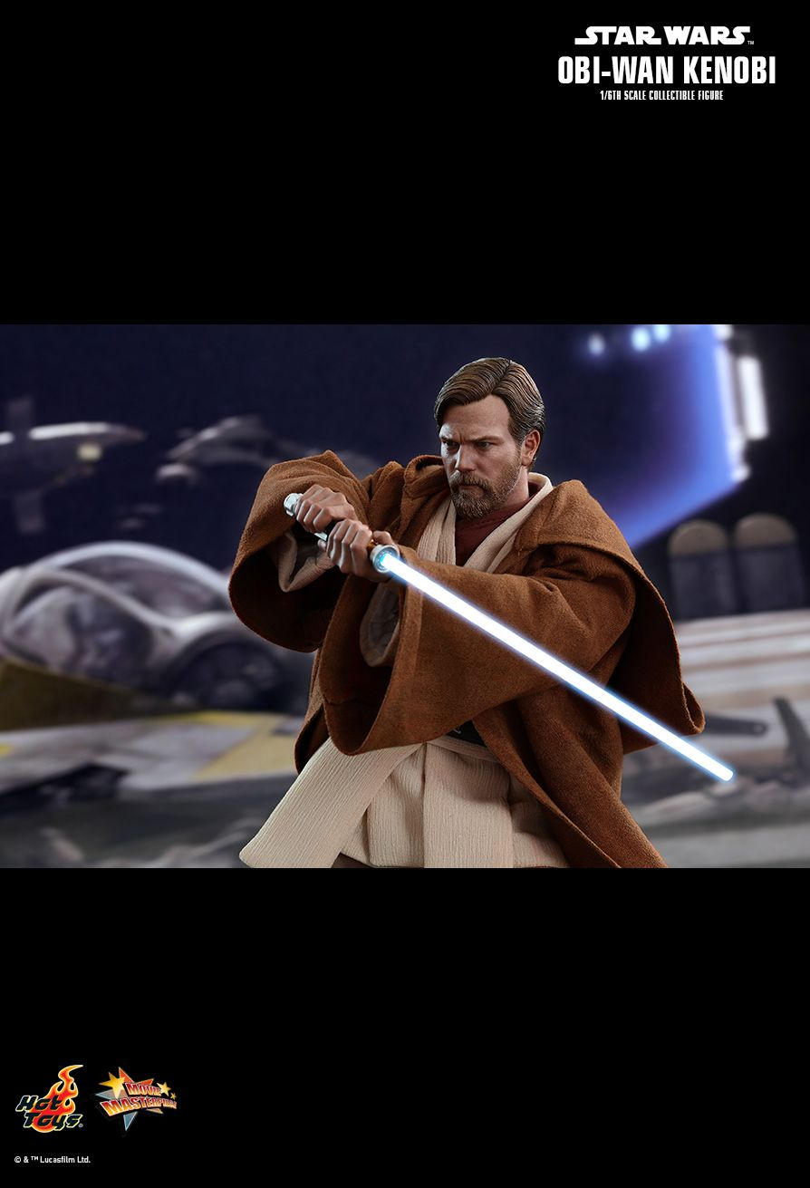 Hot Toys Star Wars Episode Iii Revenge Of The Sith