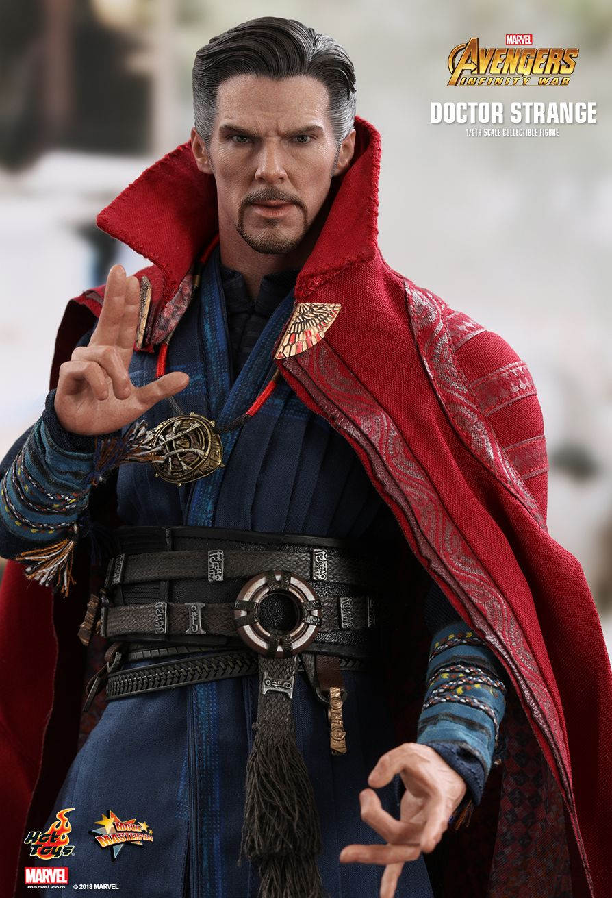 Hot Toys MMS484 Avengers Infinity War DOCTOR STRANGE 1//6 HAND PEGS FOOT PEGS