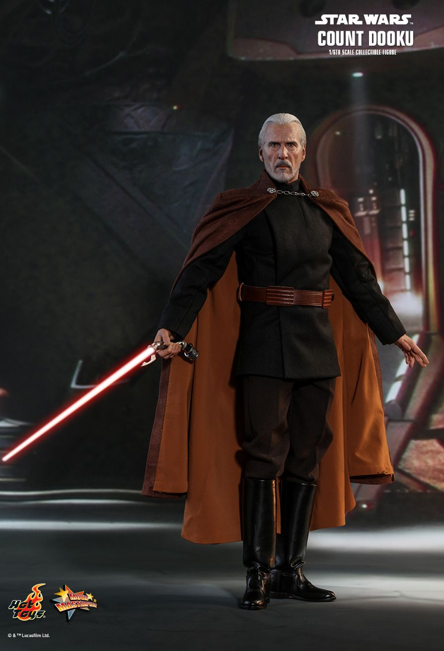 Hot Toys Star Wars Episode Ii Attack Of The Clones