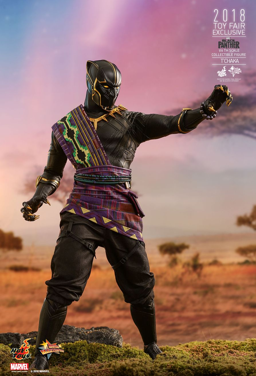 Hot Toys : Black Panther - T'Chaka 1/6th scale Collectible Figure