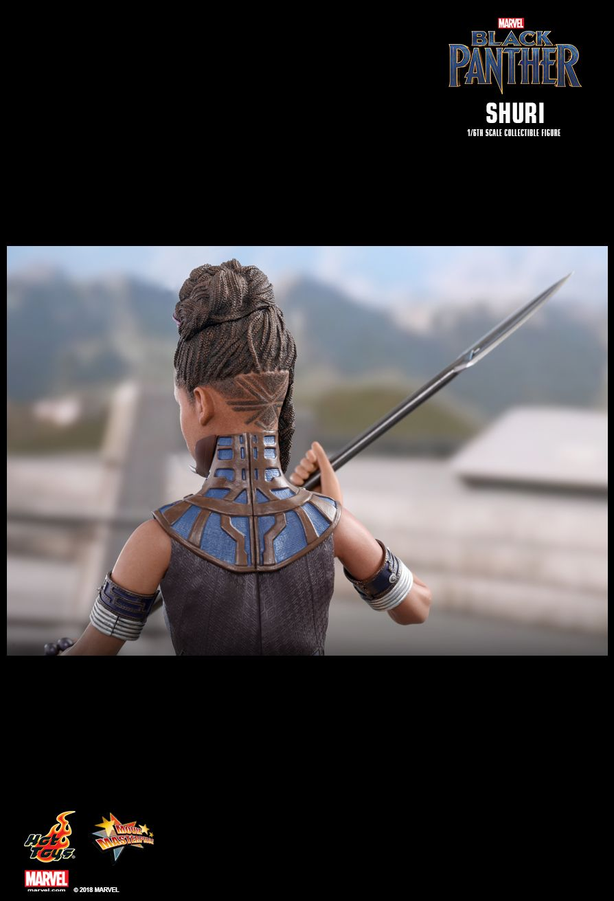 Hot Toys : Black Panther - Shuri 1/6th scale Collectible Figure