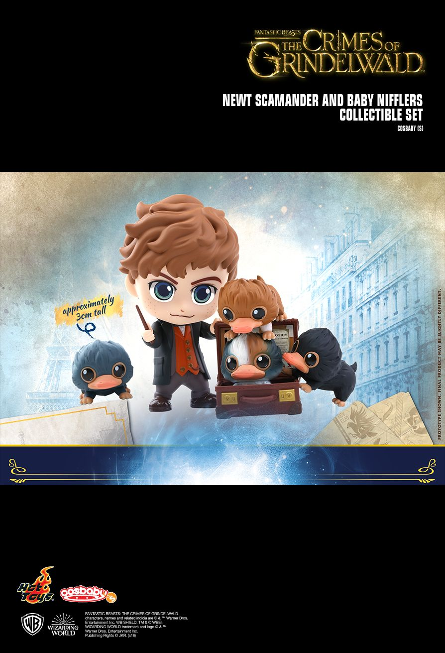 Hot Toys : Fantastic Beasts: The Crimes of Grindelwald - Cosbaby (S) Series Cosbaby (S)