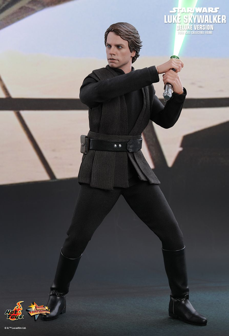 Hot Toys : Star Wars: Return of the Jedi - Luke Skywalker (Deluxe Version) 1/6th scale Collectible Figure
