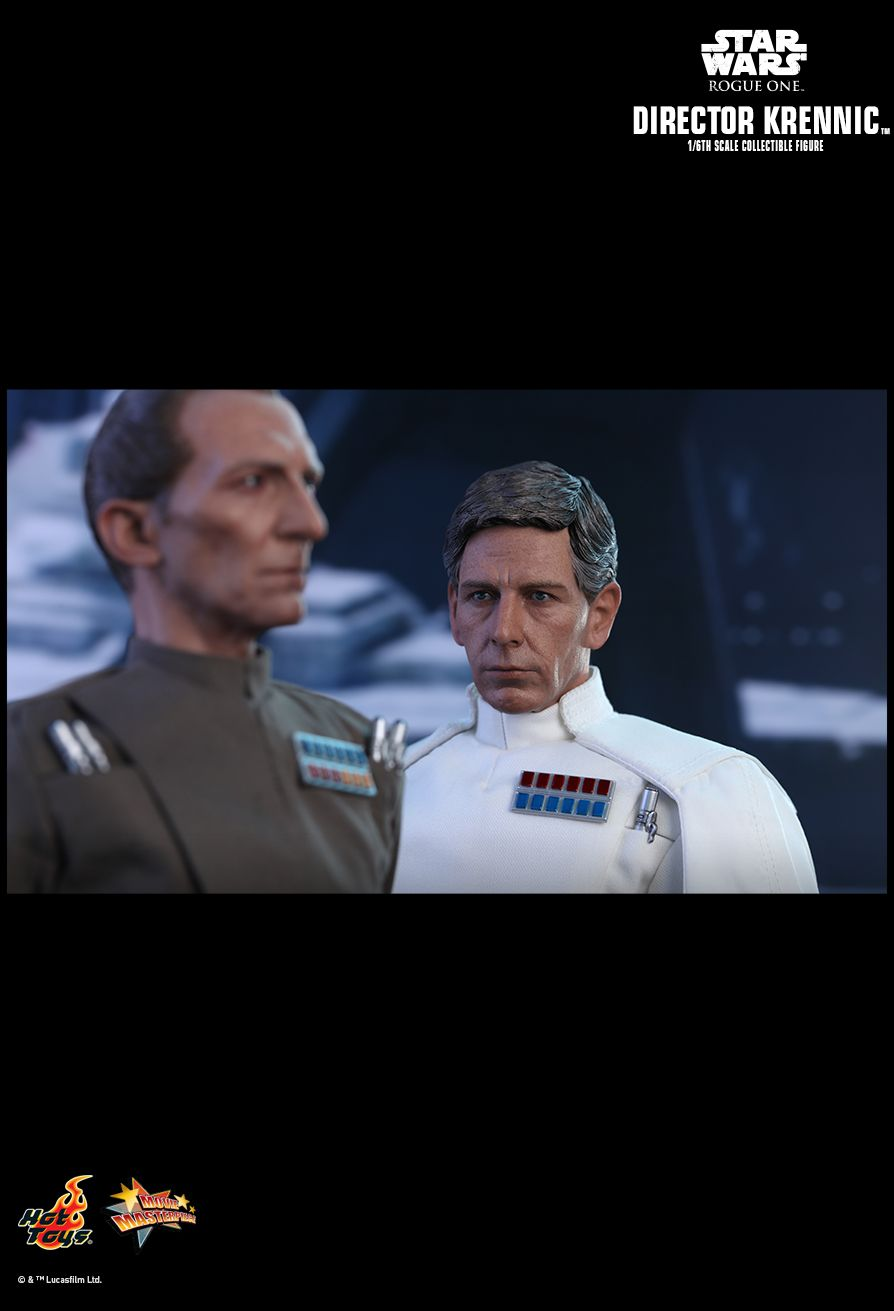 Hot Toys : Rogue One: A Star Wars Story - Director Krennic 1/6th scale Collectible Figure