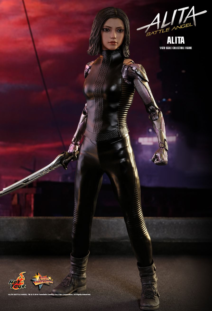 Hot Toys : Alita: Battle Angel - Alita 1/6th scale Collectible Figure