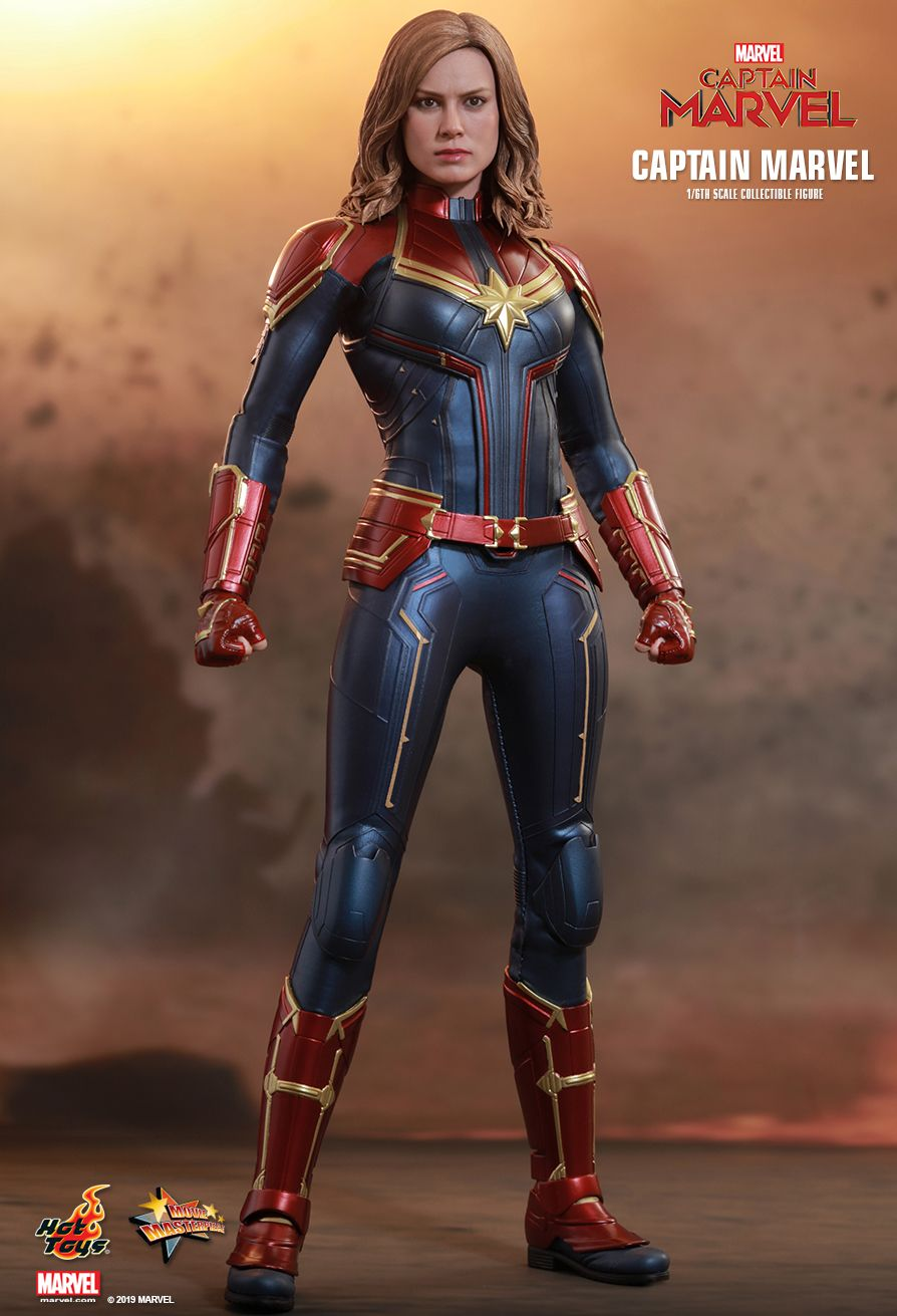 Hot Toys Captain Marvel Captain Marvel 1 6th Scale Collectible Figure Free shipping on orders of $35+ and save 5% every day with your target redcard. hot toys