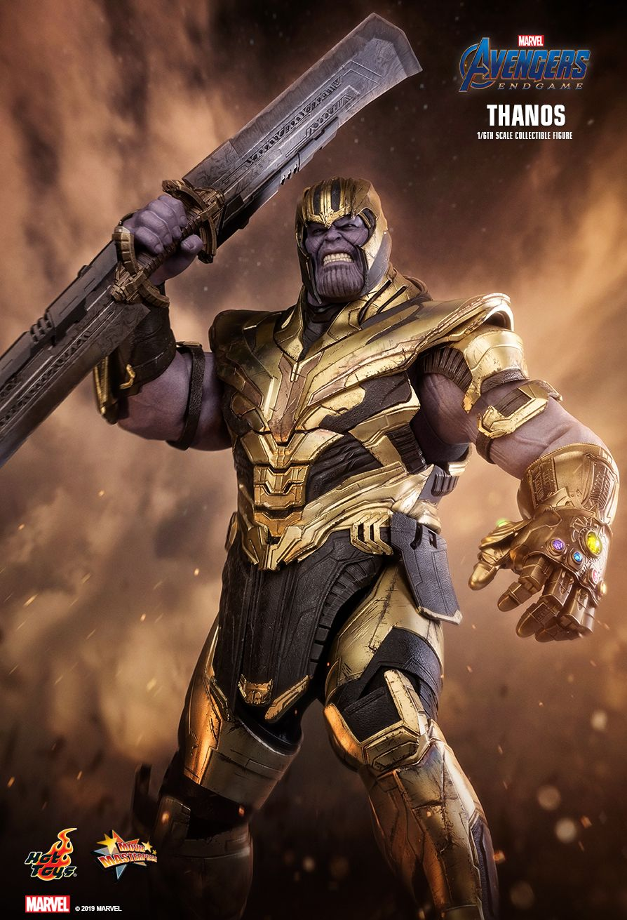 Hot Toys : Avengers: Endgame - Thanos 1/6th scale Collectible Figure