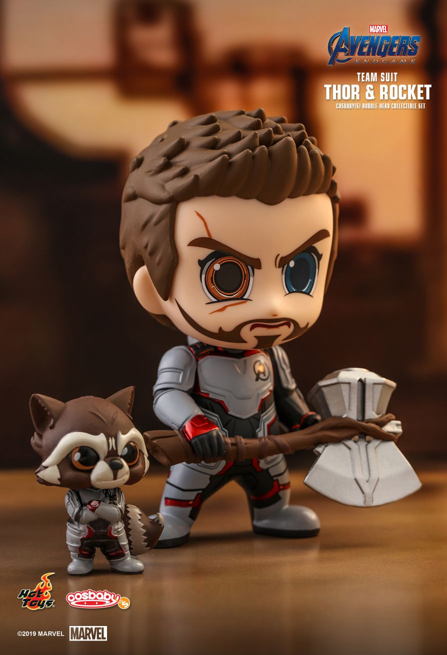 Hot Toys : Avengers: Endgame - Avengers: Endgame Cosbaby Bobble-Head