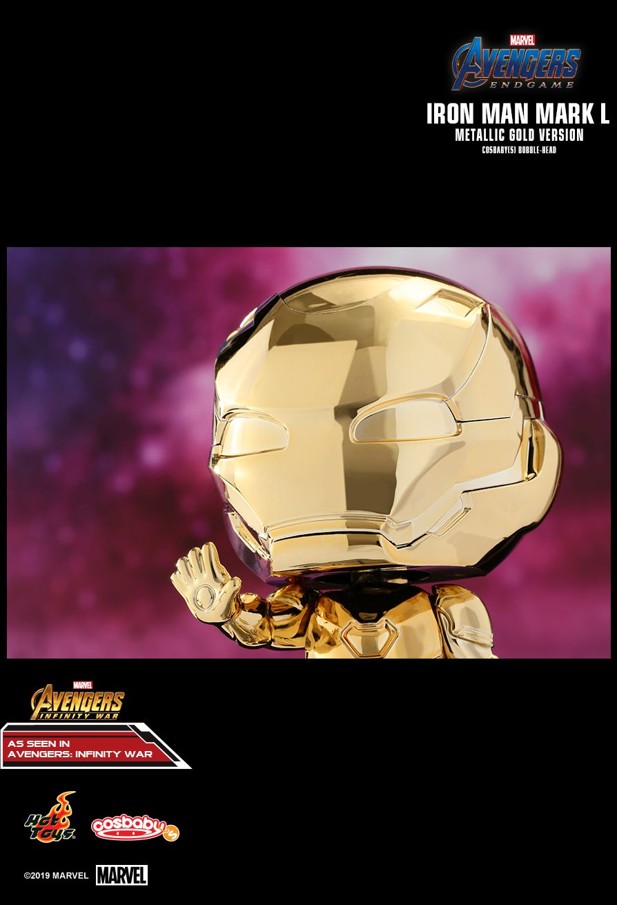 Hot Toys : Avengers: Endgame - Cosbaby Cosbaby Bobble-Head