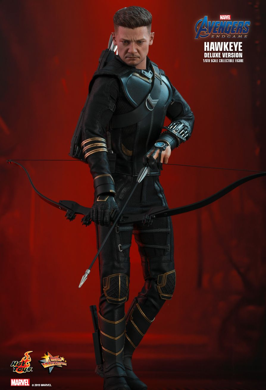 Hot Toys : Avengers: Endgame - Hawkeye (Deluxe Version) 1/6th scale Collectible Figure