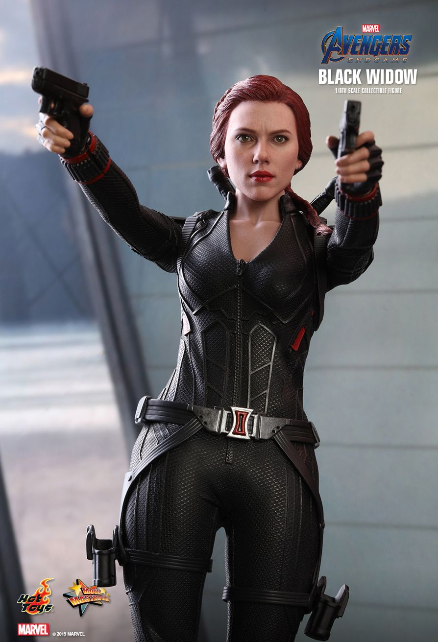 Hot Toys Avengers Endgame Black Widow 1 6th Scale Collectible