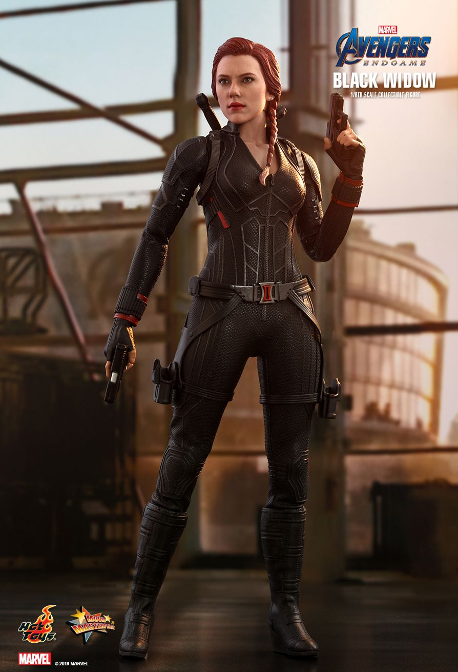 Hot Toys Avengers Endgame Black Widow 1 6th Scale Collectible Figure