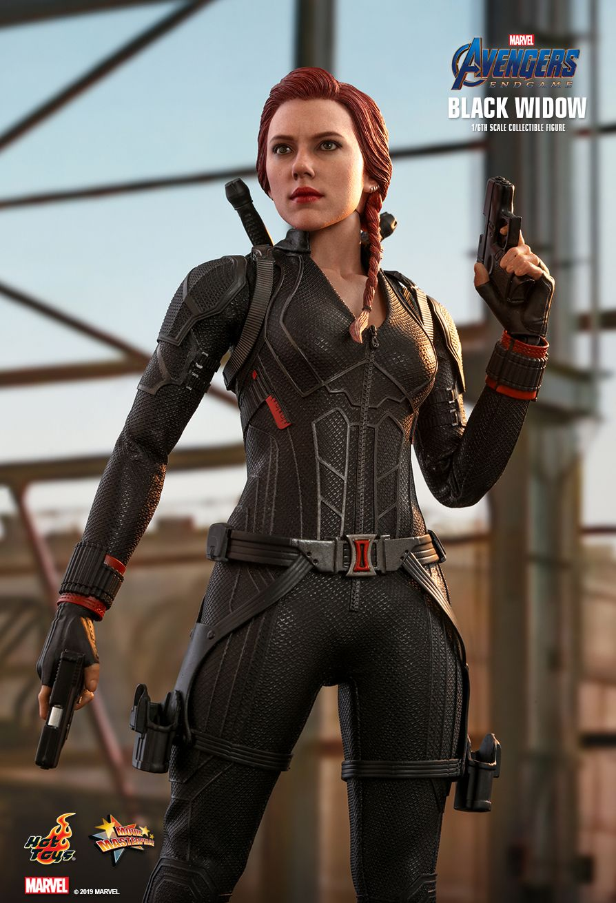 Hot Toys : Avengers: Endgame - Black Widow 1/6th scale Collectible Figure