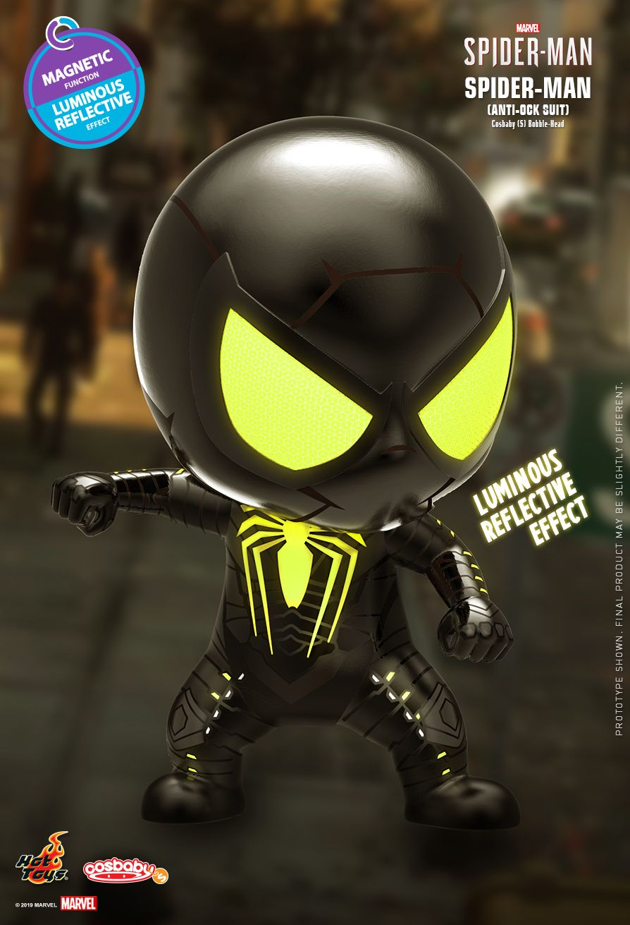 Hot Toys Cosbaby anti-Occa suit Marvel-Spider Man