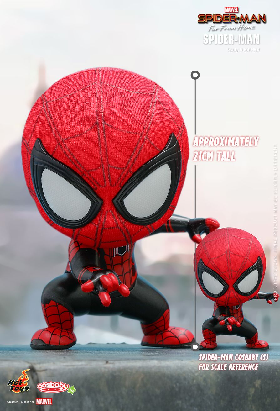 Hot Toys : Spider-Man: Far From Home - Cosbaby Cosbaby Bobble-Head