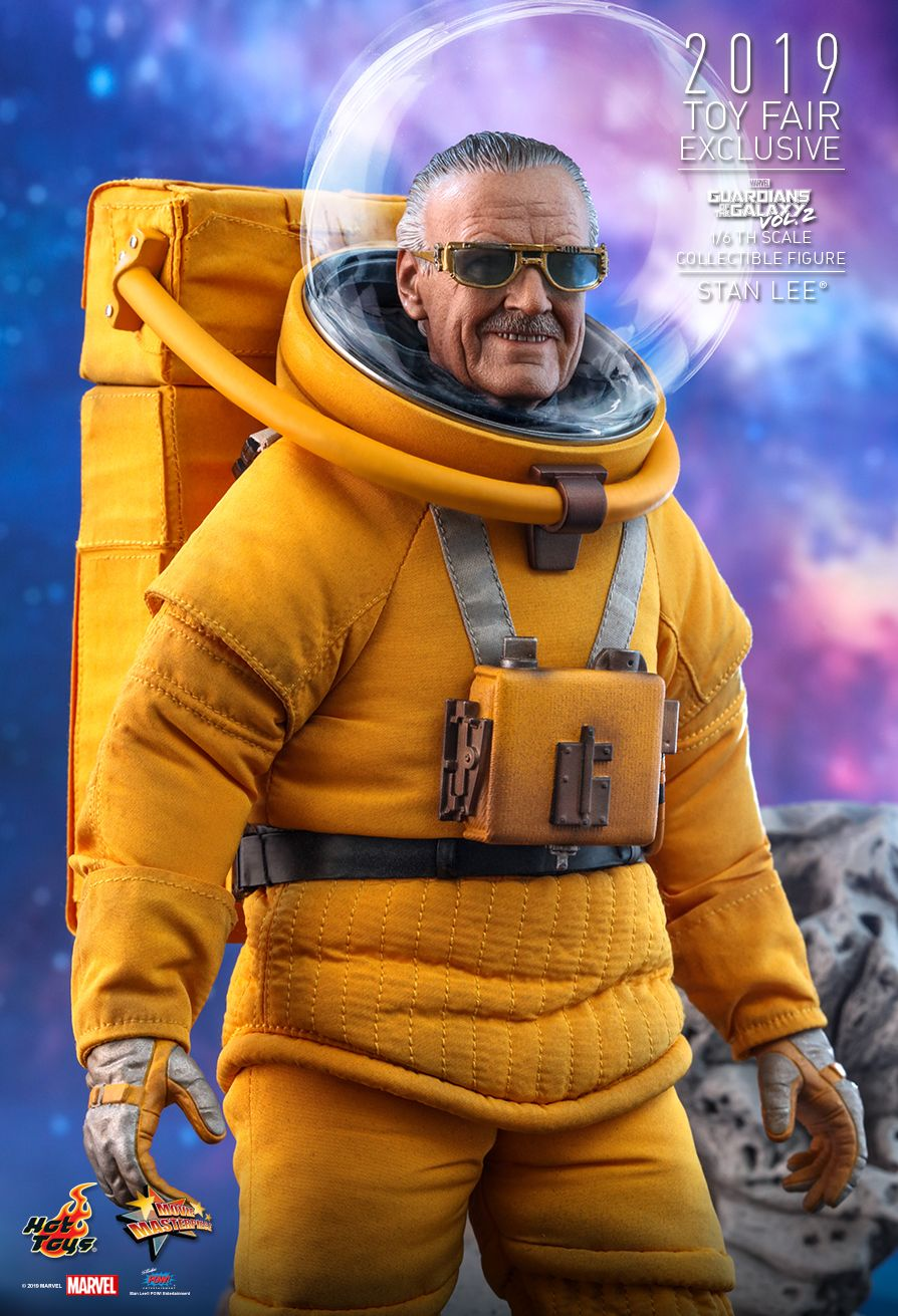 Hot Toys : Guardians of the Galaxy Vol. 2 - Stan Lee® 1/6th scale Collectible Figure
