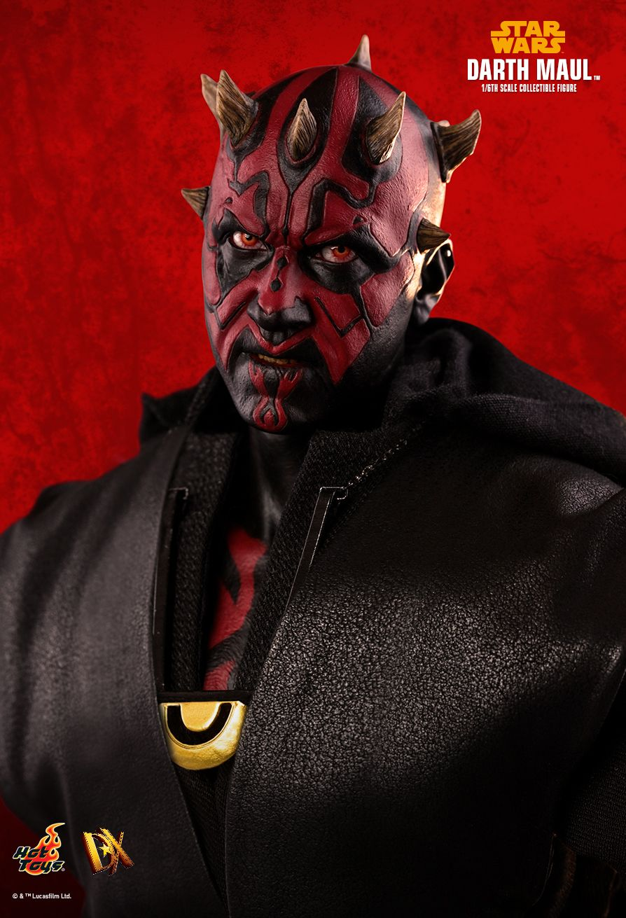 Hot Toys Solo A Star Wars Story Darth Maul 1 6th