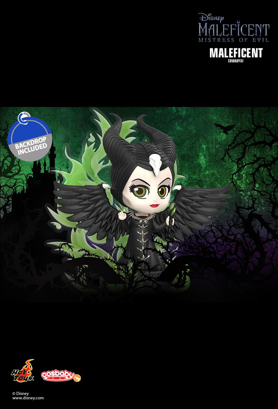 Hot Toys Maleficent Mistress Of Evil Maleficent Cosbaby S